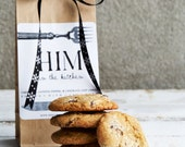 Place your Holiday orders now!  MINI Cardamom, Cayenne Pepper, & Chocolate Chip Cookies topped with Sea Salt