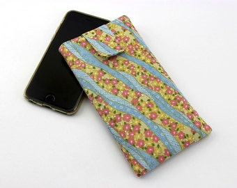 Samsung Galaxy Phone Sleeve, iPhone6s Covers, Smart Phone Cases, Flowers