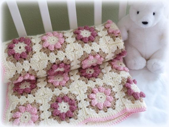 Crochet Baby Blanket Pattern Baby Blanket Pattern Nursery