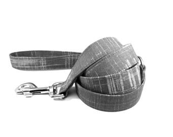Gray Dog Leash