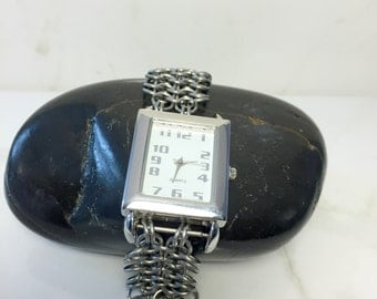 Magnetic clasp watch etsy for Magnetic watches