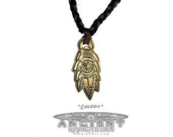 ANCIENT Cocoon Amulet