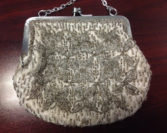Small Vintage Purse Clutch