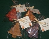 Unscented Pine Shavings Wood & Wax Fire Starters 1 pk tree  Quick Light recycled handmade