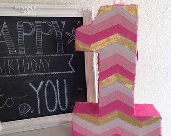 1st Birthday Pinata