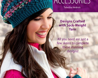 Playful Palette of 10 Knitted Accessories Annie Atic Pattern