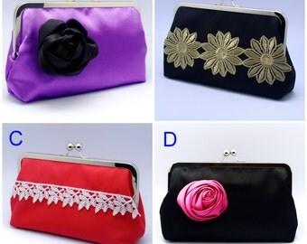 BIG SALE - Large clutch purse (GP15)
