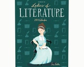 2017 Ladies of Literature Calendar