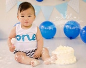 Newborn Baby Boy 1st Birthday Gift Baby Shower Photo Shoot Cake Smash Set Available separately or together