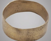 Ancient Viking Mans  Wedding Band Jewelry C.866-1067A.D. Size 10  (19.5mm)(Brr870)