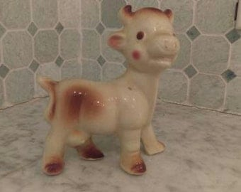 Sale: Vintage Remel Milky the Cow Figurine
