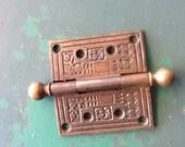 Brass Door Hinge