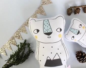 Polar Bear Plush Softie