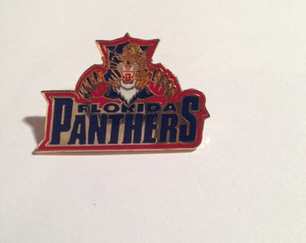 Vintage Florida Panthers pin