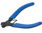 Hard Wire Cutter - Xuron - For Memory Wire - Hard to Cut Wire - Silver - Gold - Copper up to 14 Gauge - Jewelry Making Tool - Pliers