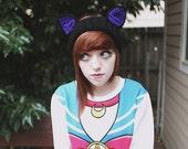Kiki's Delivery Service - Jiji Ears Crochet Ear Warmer