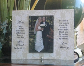 MOTHER-IN-LAW, Saying Choice, 4 x 6 photo, Picture Frame