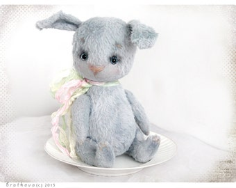Artist Teddy Сute Bunny Baby Lolly