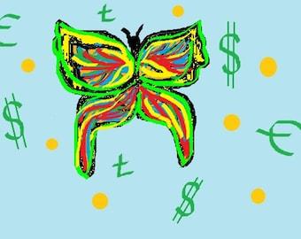 Butterfly of Abundance Reiki Course
