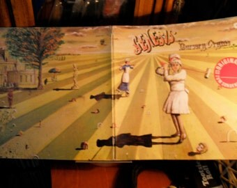 Genesis Import Nursery Cryme on Phillips UK Records 1971 German Import