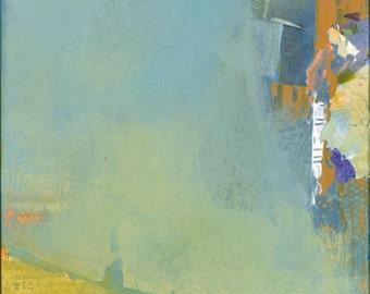 Ocean Abstract Original Painting