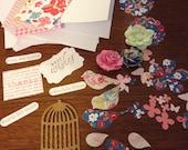 DIY Card Making Kit, Make Three Cards