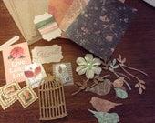 DIY Card Making Kit, Make 3 Lovely Cards
