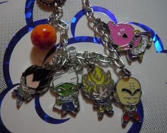 Dragonball Z Bracelet, DBZ, Anime, Anime Bracelet, Anime Jewelry