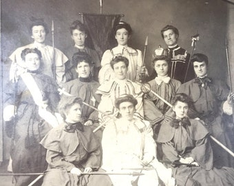 Antique Photography - Group of people