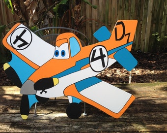 Dusty Crophopper - Planes Themed Photo Prop -  Event and Party Decoration