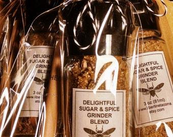 Delightful Sugar & Spice Grinder Blend