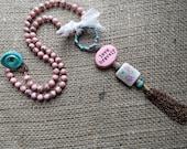 Love Bravely Necklace
