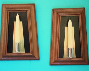 Vintage 50s Mid Century Wall Hanging Atomic Space Age Art Deco Minimalist Abstract