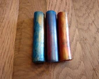 3 sweet gum pod pen blanks