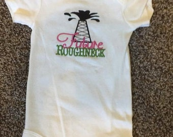 Sample Sale!  Future roughneck 3-6 mo bodysuit ready to ship