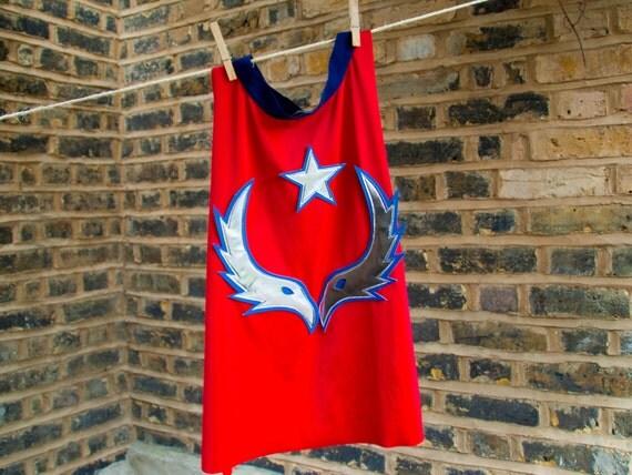 """Superhero cape... """"Where Eagles Dare"""""""