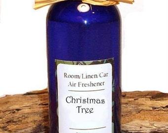 CHRISTMAS TREE - Linen / Car / Room Spray - 4 oz