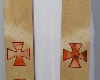 Jerusalem Cross Stole