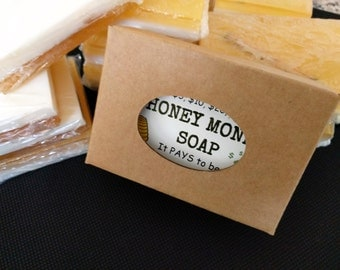 Money Soap Goats Milk and Honey *limited edition* Free Shipping