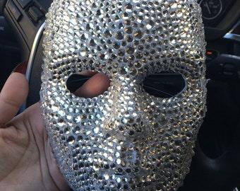 Selena Gomez Revival mask