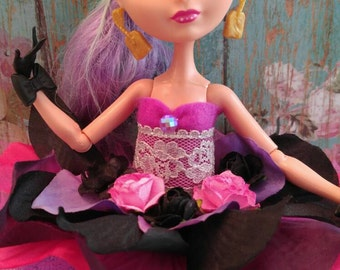 Ever After High Doll Ballerina Dress