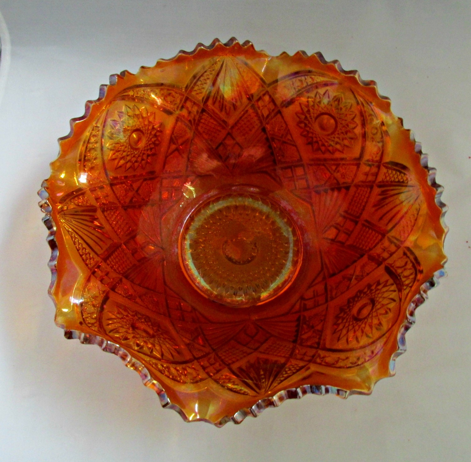 Dating Imperial Carnival Glass