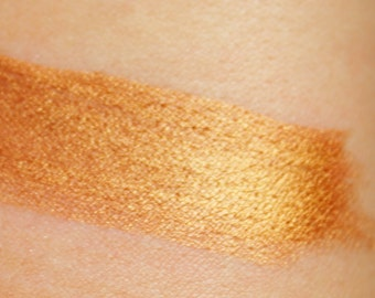 Mineral Lipstick -  Bronze Shimmer Lipstick - Mineral Shimmer Lipstick - Vegan Friendly Lipstick - Cruelty Free Makeup