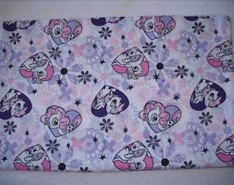 My Little Pony travel pillowcase
