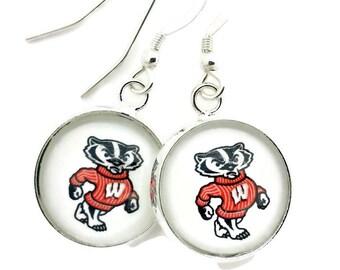 "Shop ""wisconsin badgers"" in Jewelry"