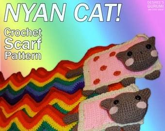Nyan Cat Amigurumi Free Pattern : Nyan pop tart Etsy