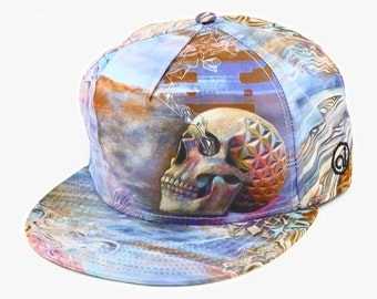 Journey Fitted Hat by Jack Shure and Alternative Intelligence - Size 7