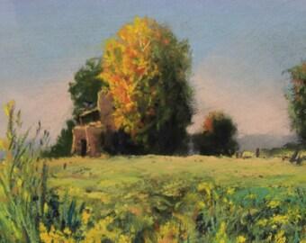 Dale Martin Original Pastel Painting