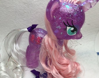 Custom My Little Pony Fashion Size G4 Princess Woosie Unicorn