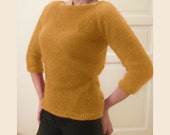 custom made 2 hand knitted sweaters